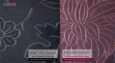 برچسب پوششی ماهوت مدل Wild-Flower مناسب برای گوشی موبایل سامسونگ Galaxy  A10 thumb 3