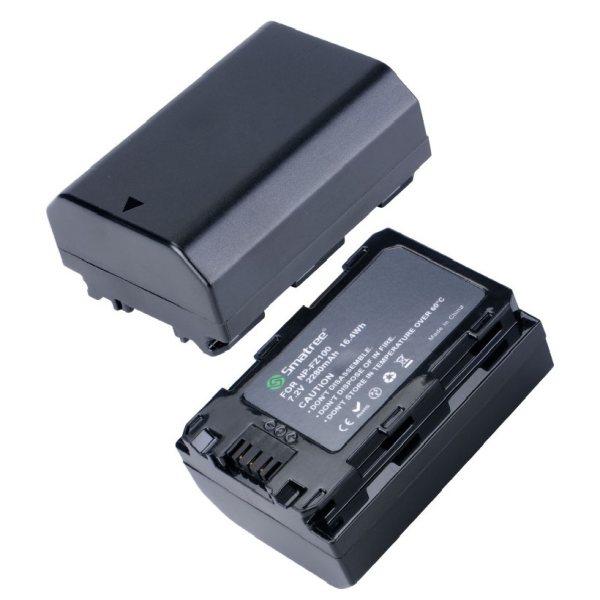 باتری دوربین اسماتری مدل NP-FZ100 بسته دو عددی