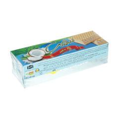 ویفر نارگیلی سلامت مقدار 160 گرم