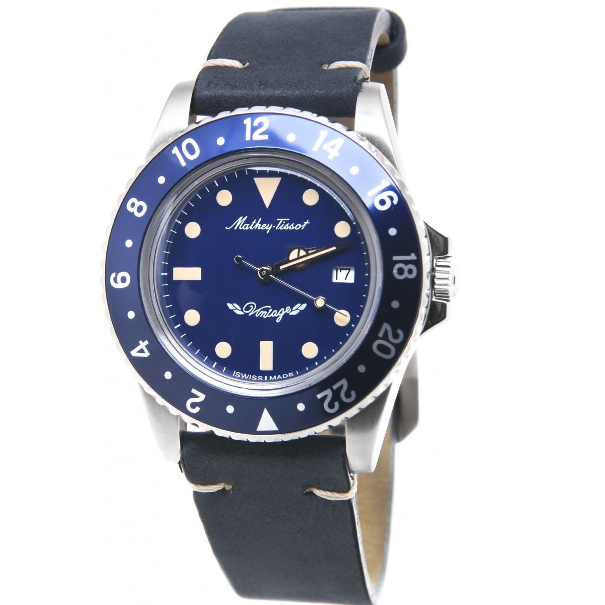 ساعت مچی عقربه ای مردانه متی تیسوت مدل H900ABU