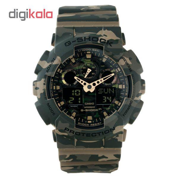 خرید ساعت مچی دیجیتال مردانه مدل AL-S5 | ساعت مچی