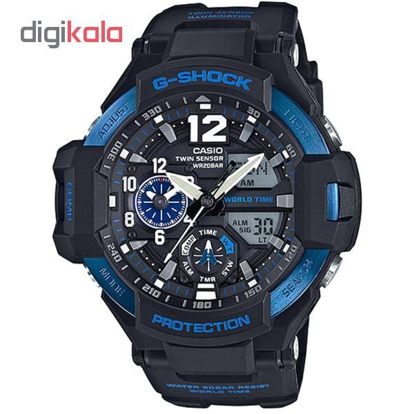 خرید ساعت مچی دیجیتال مردانه مدل AL-S6AL | ساعت مچی