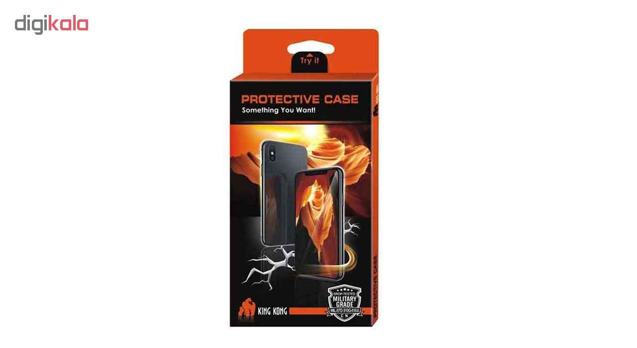 کاور کینگ کونگ مدل P01 مناسب برای گوشی موبایل اپل Iphone 5/SE/5S main 1 1