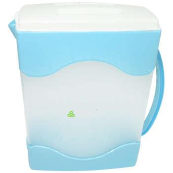 ظرف پودر رخشویی پاتریس پلاستیک مدل 222 Opaque
