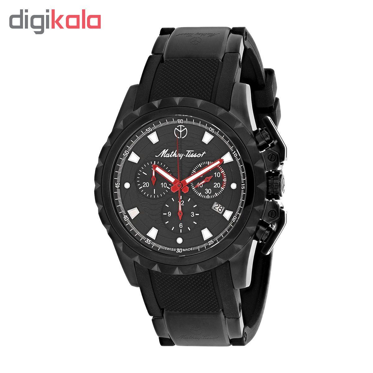 خرید ساعت مچی عقربه ای مردانه متی تیسوت مدل H466CHN