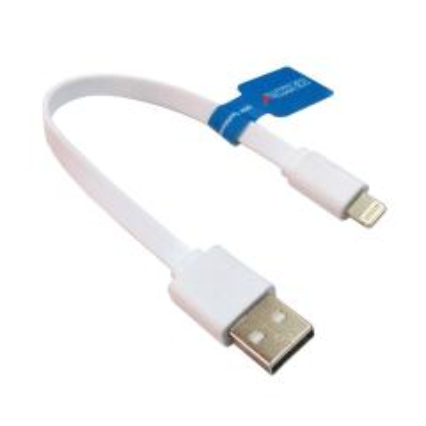 کابل تبدیل USB به لایتنینگ مکا مدل MCU46 طول 0.2 متر