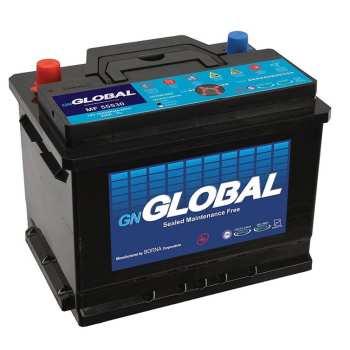 باتری اتمی خودرو  گلوبال مدل MF 55530