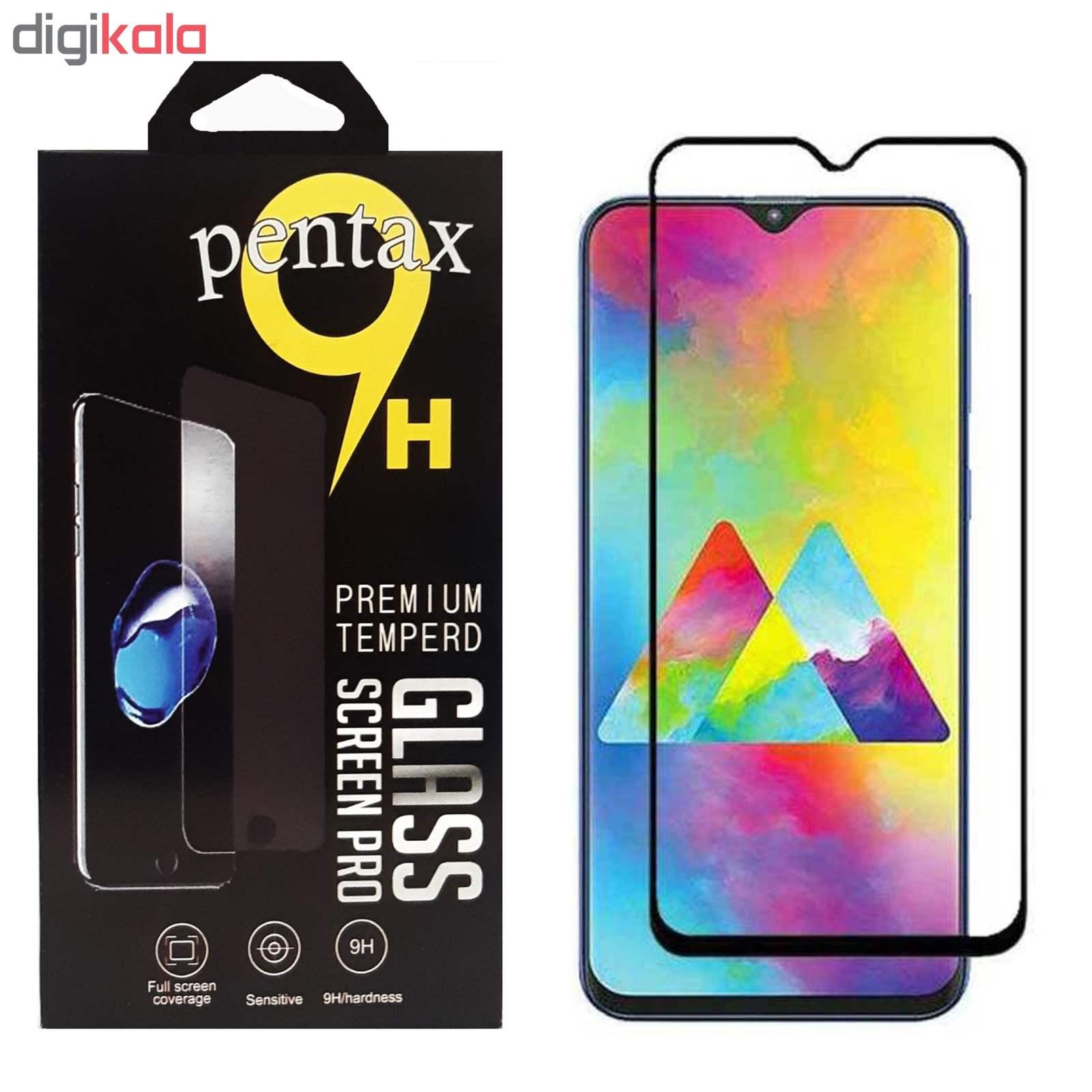 محافظ صفحه نمایش پنتاکس مدل TMP مناسب برای گوشی موبایل سامسونگ Galaxy M20 main 1 1