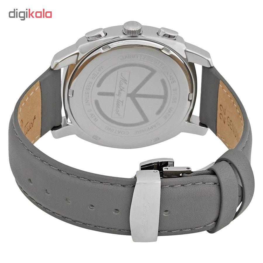 خرید ساعت مچی عقربه ای مردانه متی تیسوت مدل  H6940CHAS