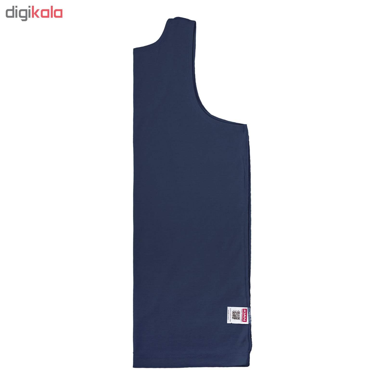 زیرپوش مردانه کیان تن پوش مدل A Shirt Classic BN main 1 4