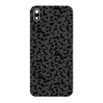 برچسب پوششی ماهوت مدل Silicon-Texture مناسب برای گوشی  موبایل هوآوی Y5 2019