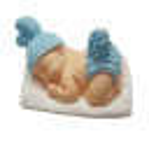 گیفت تولد طرح نوزاد پسر کدM608 بسته 5 عددی