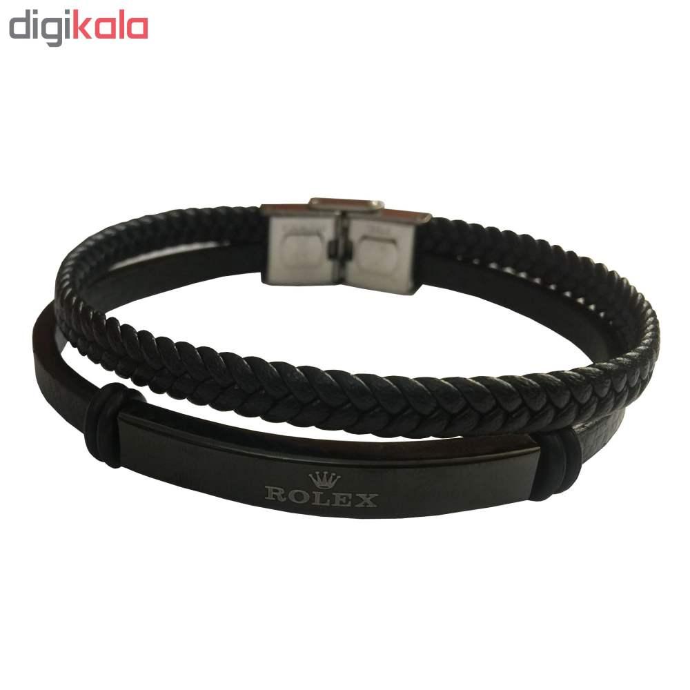 دستبند مردانه کد 228 thumb 1