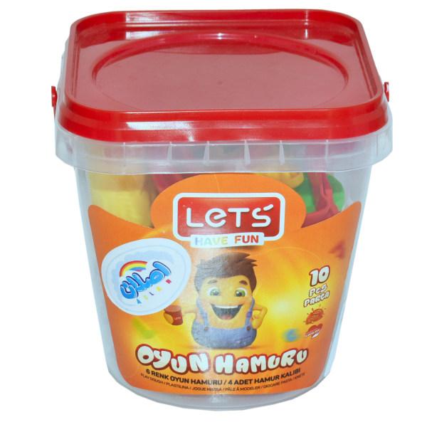 خمیر بازی لتس کد 8700