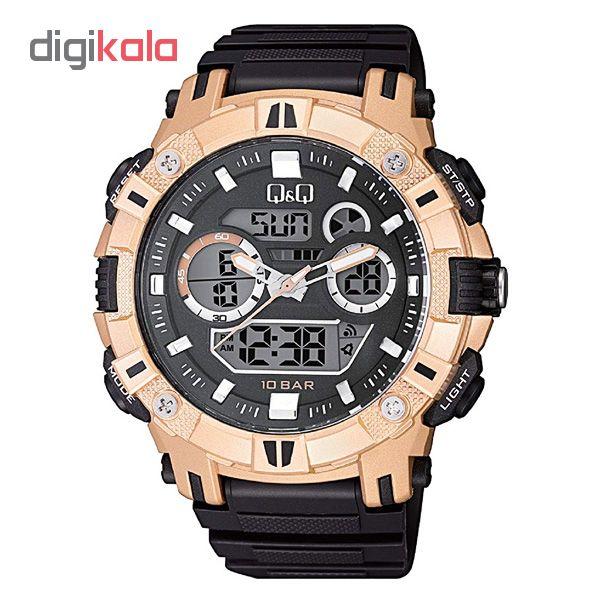 ساعت مچی دیجیتال مردانه کیو اند کیو مدل GW88J006Y             قیمت