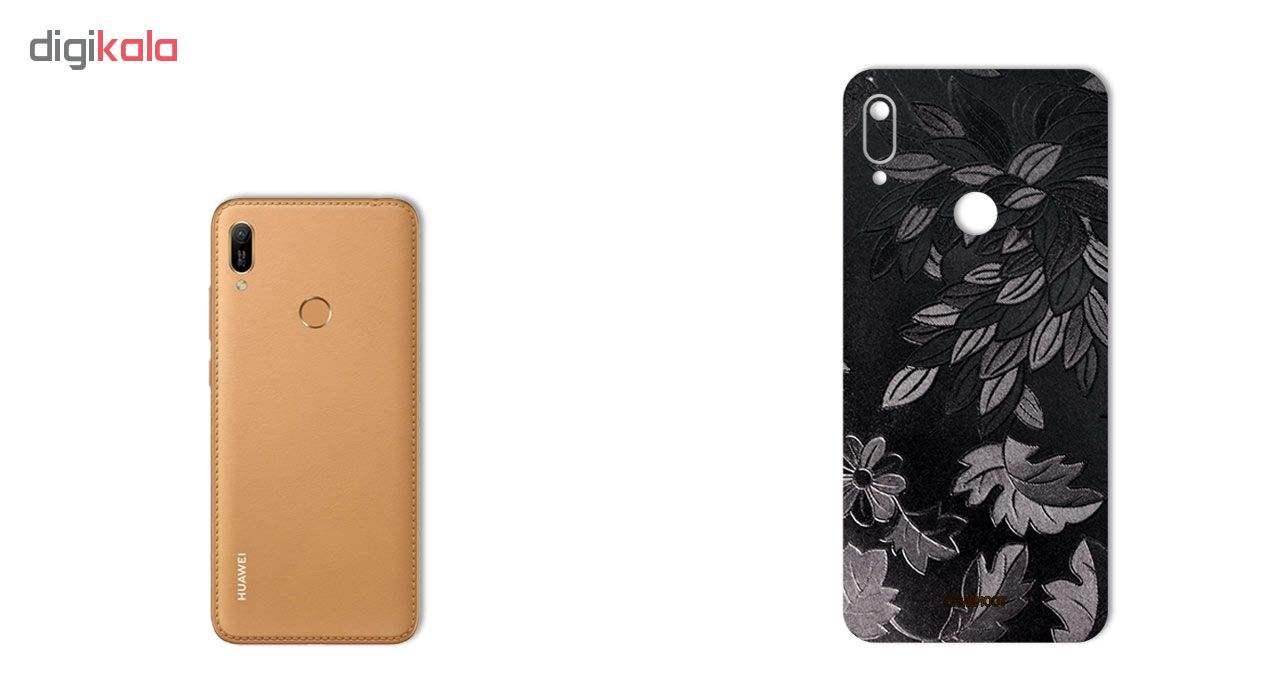 برچسب پوششی ماهوت مدل Wild-Flower مناسب برای گوشی موبایل هوآوی Y6 Prime 2019 thumb 1