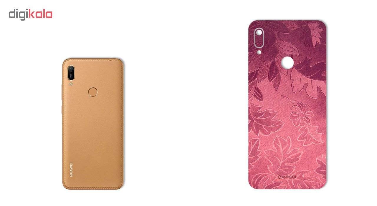 برچسب پوششی ماهوت مدل Wild-Flower مناسب برای گوشی موبایل هوآوی Y6 Prime 2019 main 1 2