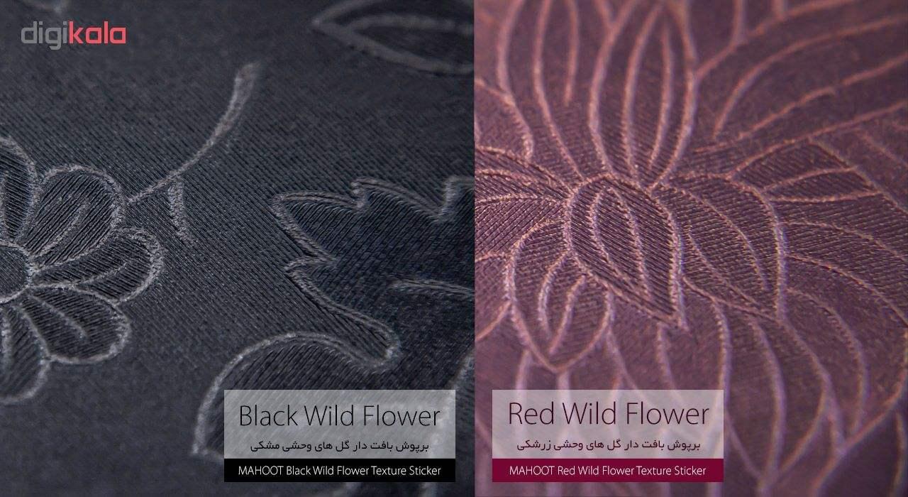 برچسب پوششی ماهوت مدل Wild-Flower مناسب برای گوشی موبایل هوآوی Y6 Prime 2019 main 1 3