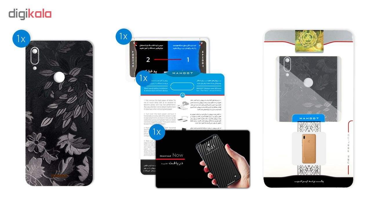 برچسب پوششی ماهوت مدل Wild-Flower مناسب برای گوشی موبایل هوآوی Y6 Prime 2019 main 1 4