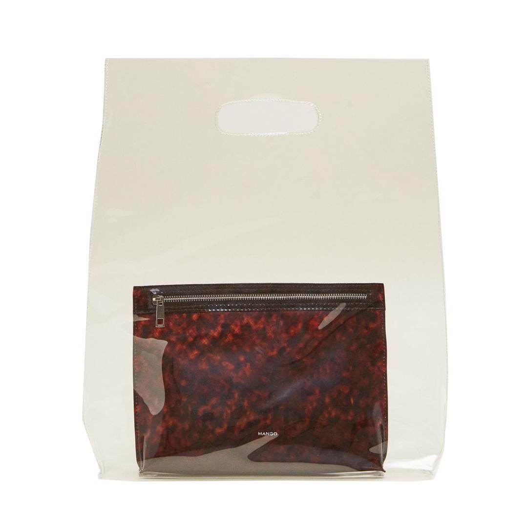کیف دستی زنانه مانگو کد AS004