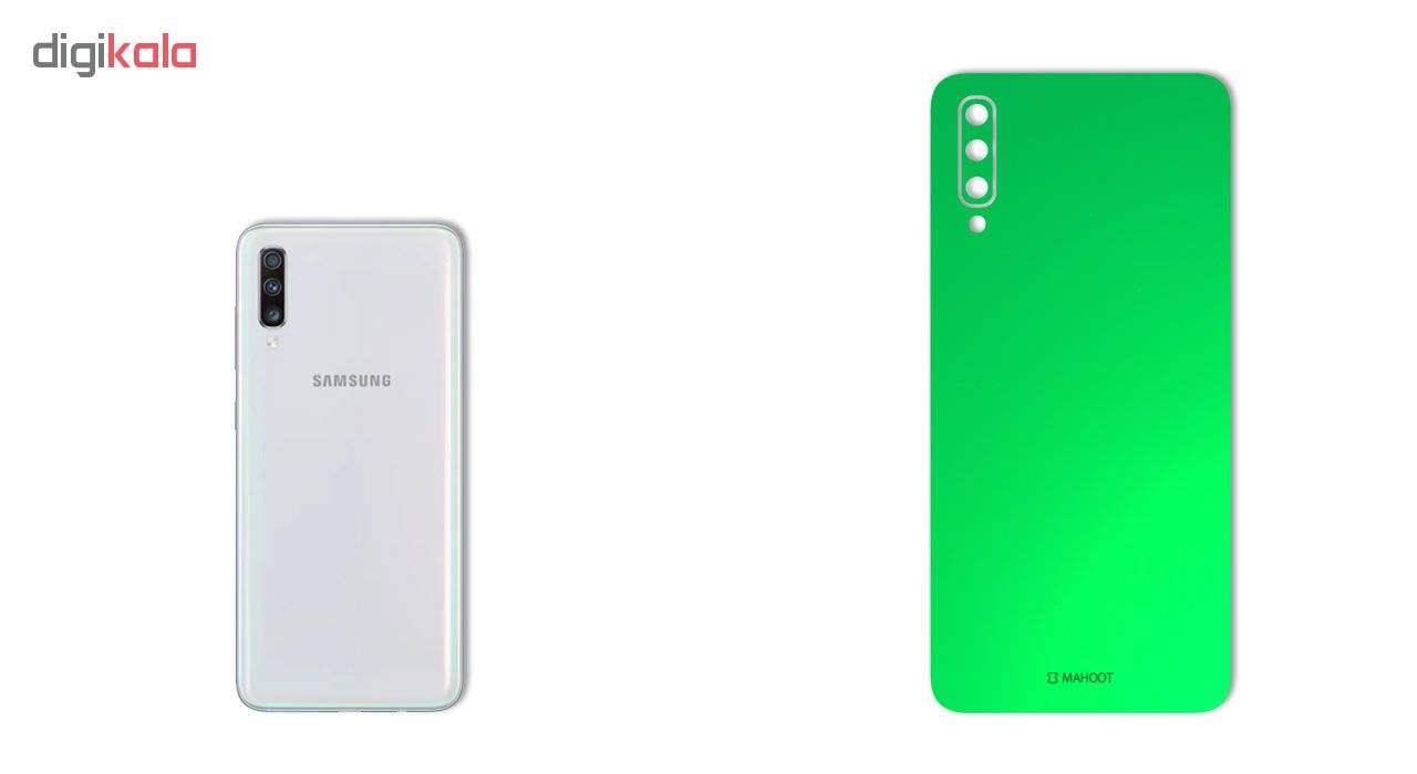 برچسب پوششی ماهوت مدل Color-Special مناسب برای گوشی موبایل سامسونگ Galaxy  A70 main 1 2