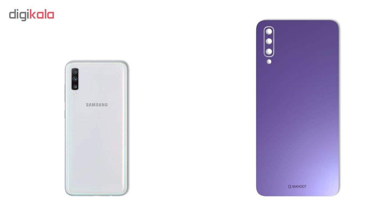 برچسب پوششی ماهوت مدل Color-Special مناسب برای گوشی موبایل سامسونگ Galaxy  A70 main 1 3
