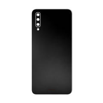 برچسب پوششی ماهوت مدل Black-Color-Shades مناسب برای گوشی موبایل سامسونگ Galaxy  A70