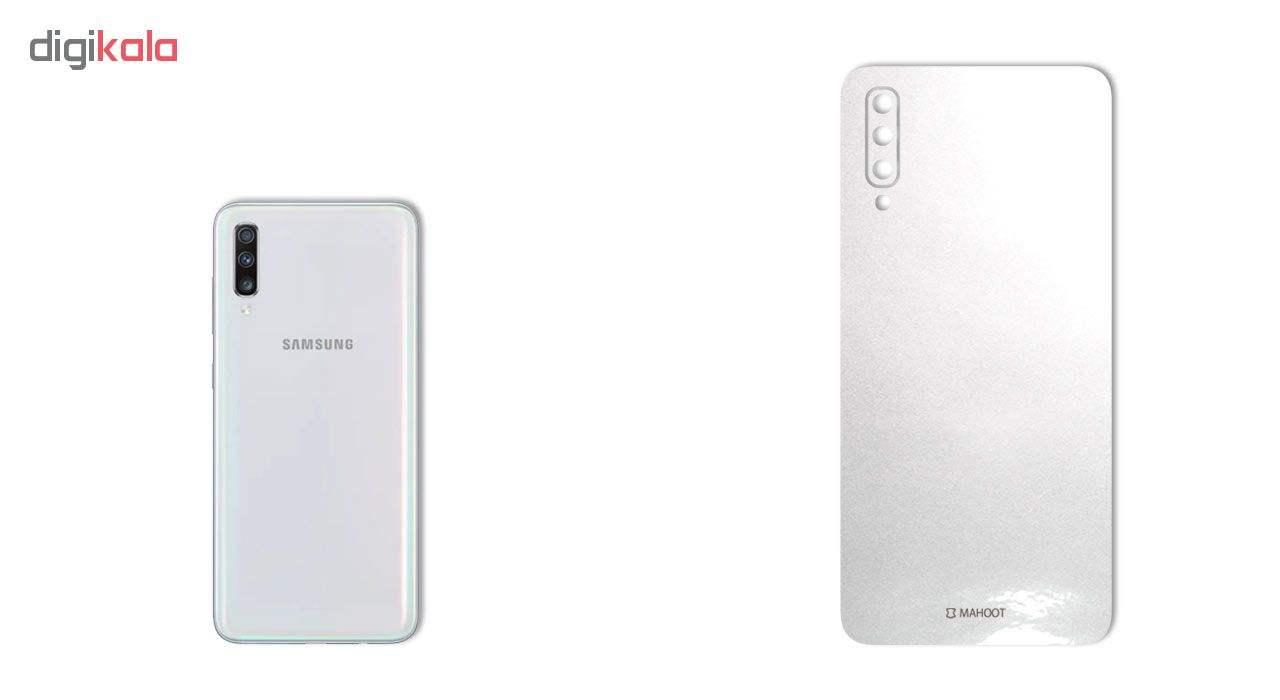 برچسب پوششی ماهوت مدل Black-Color-Shades مناسب برای گوشی موبایل سامسونگ Galaxy  A70 main 1 2