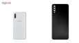 برچسب پوششی ماهوت مدل Black-Color-Shades مناسب برای گوشی موبایل سامسونگ Galaxy  A70 thumb 3