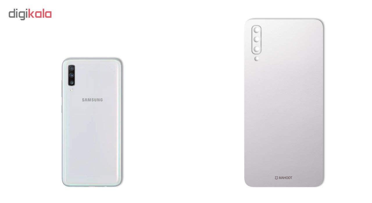 برچسب پوششی ماهوت مدل Black-Color-Shades مناسب برای گوشی موبایل سامسونگ Galaxy  A70 main 1 4