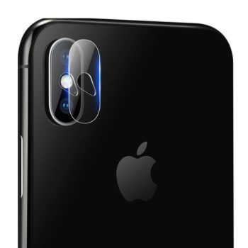 محافظ لنز دوربین مدل PWT-001 مناسب برای گوشی موبایل اپل Iphone XS
