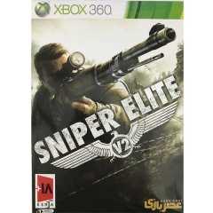 بازی sniper elite نسخه v2 نشر عصر بازی مخصوص xbox360