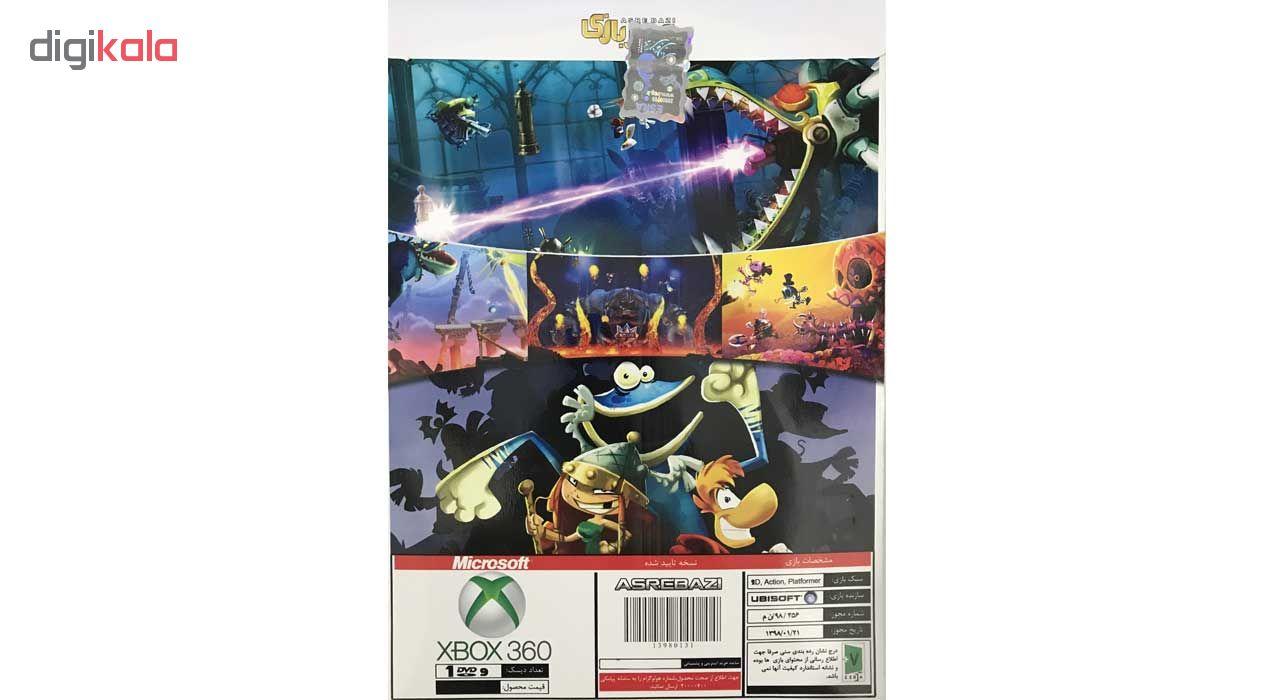خرید اینترنتی بازی rayman Legends نشر عصر بازی مخصوص xbox360 اورجینال
