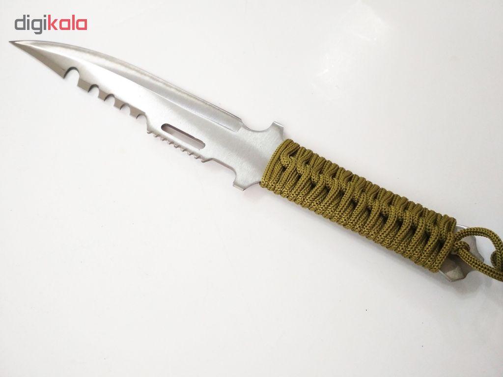 چاقو سفری کد 1011
