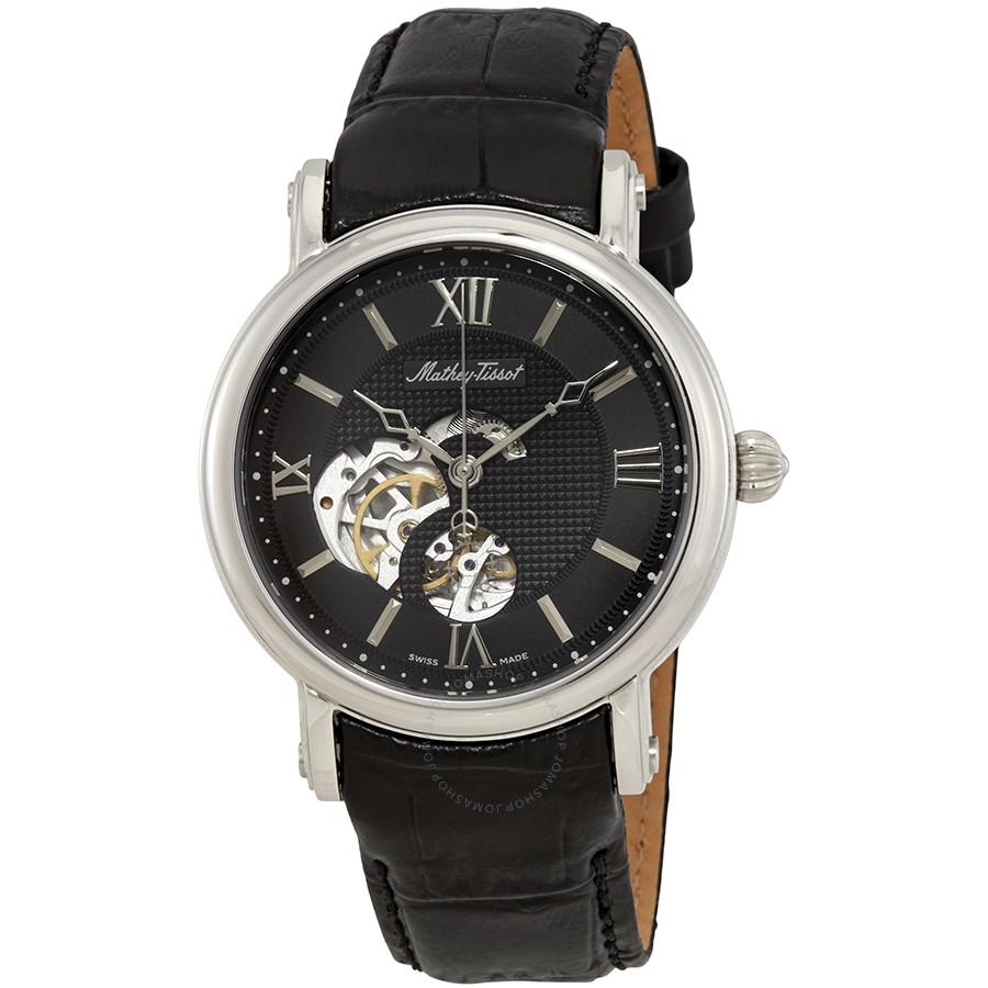 ساعت مچی عقربه ای مردانه متی تیسوت مدل  H7050AN