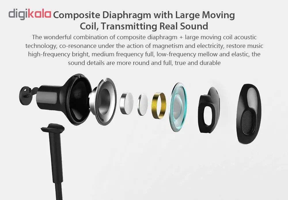هدفون بی سیم شیائومی مدل Mi Bluetooth Neckband Earphones Basic main 1 2