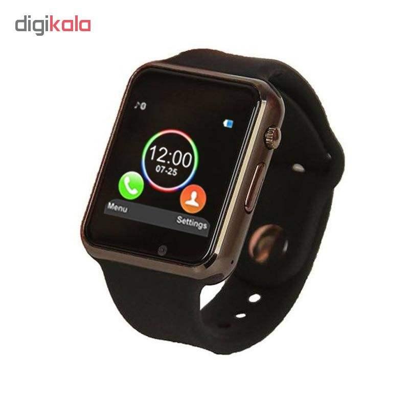 ساعت هوشمند جی تب مدل W101 کد 10500013 main 1 9