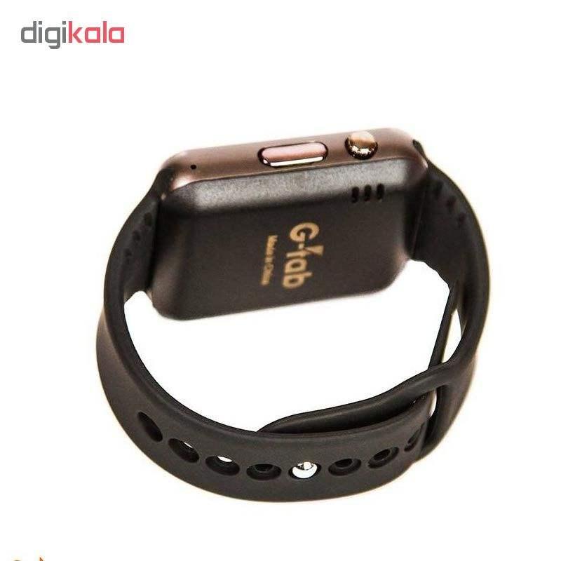 ساعت هوشمند جی تب مدل W101 کد 10500013 main 1 3