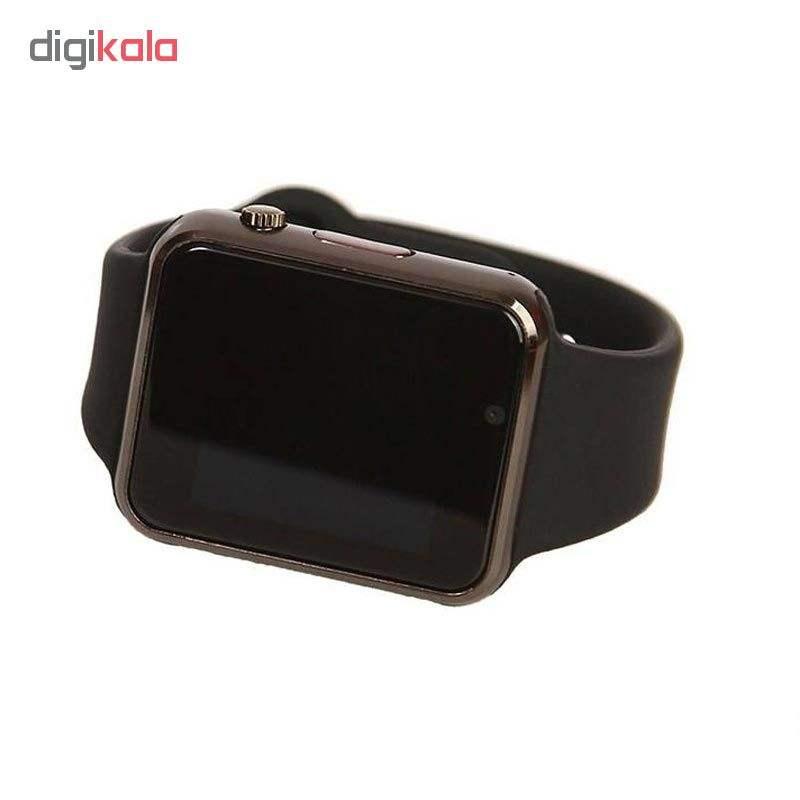 ساعت هوشمند جی تب مدل W101 کد 10500013 main 1 8