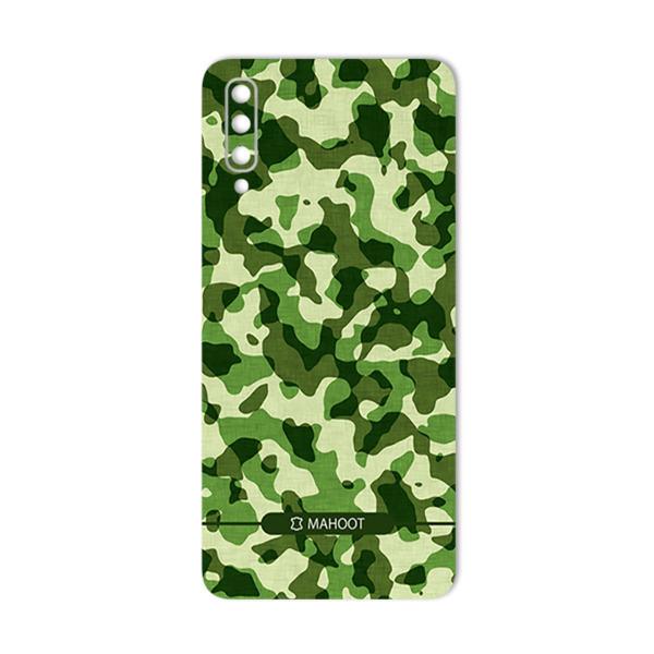 برچسب پوششی ماهوت مدل Army-Pattern مناسب برای گوشی موبایل سامسونگ Galaxy A70