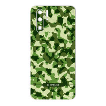 برچسب پوششی ماهوت مدل Army-Pattern مناسب برای گوشی موبایل هوآوی P30 Pro