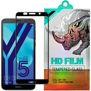 محافظ صفحه نمایش مدل Ak1007  مناسب برای گوشی موبایل هوآوی  Y5 2018/Y5 Prime 2018