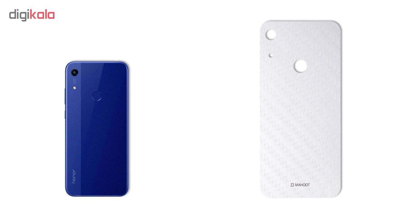 برچسب پوششی ماهوت مدل Carbon-Fiber مناسب برای گوشی موبایل  آنر 8A main 1 2