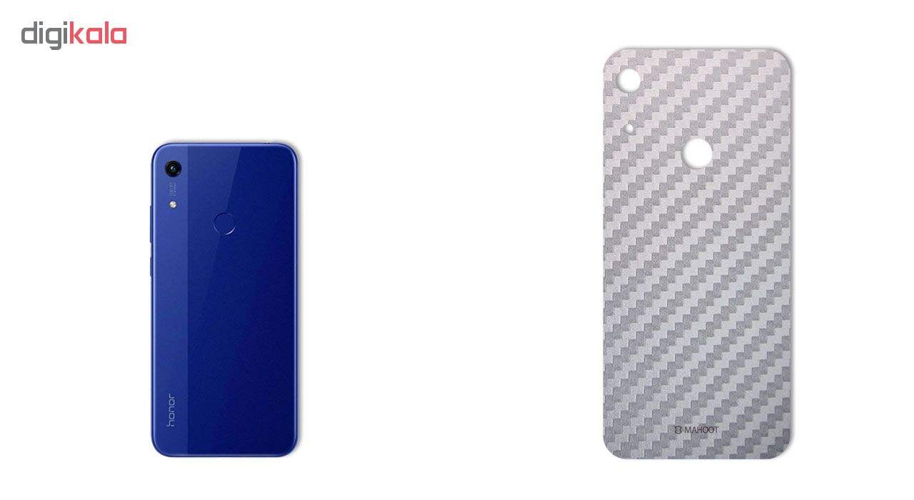 برچسب پوششی ماهوت مدل Carbon-Fiber مناسب برای گوشی موبایل  آنر 8A main 1 3