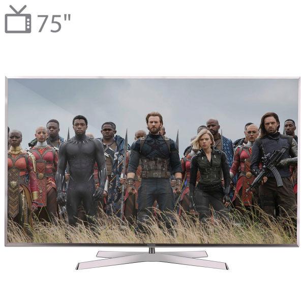 تلویزیون ال ای دی هوشمند پاناسونیک مدل TH-75EX750R سایز 75 اینچ