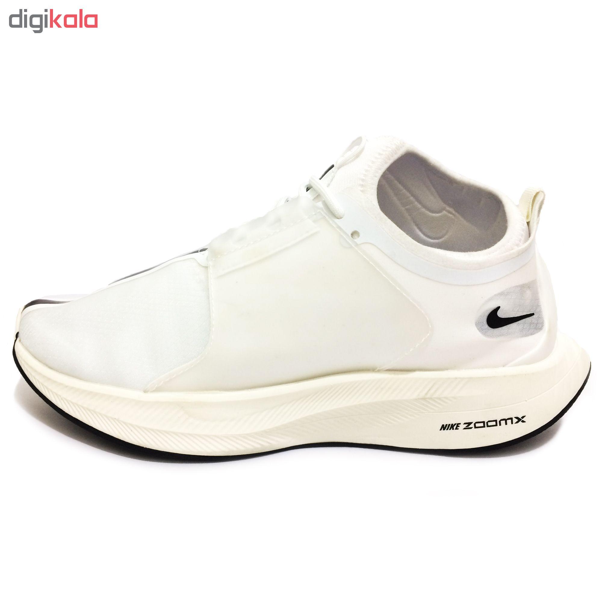 کفش مخصوص پیاده روی مردانه مدل NK ZOOMX / WH