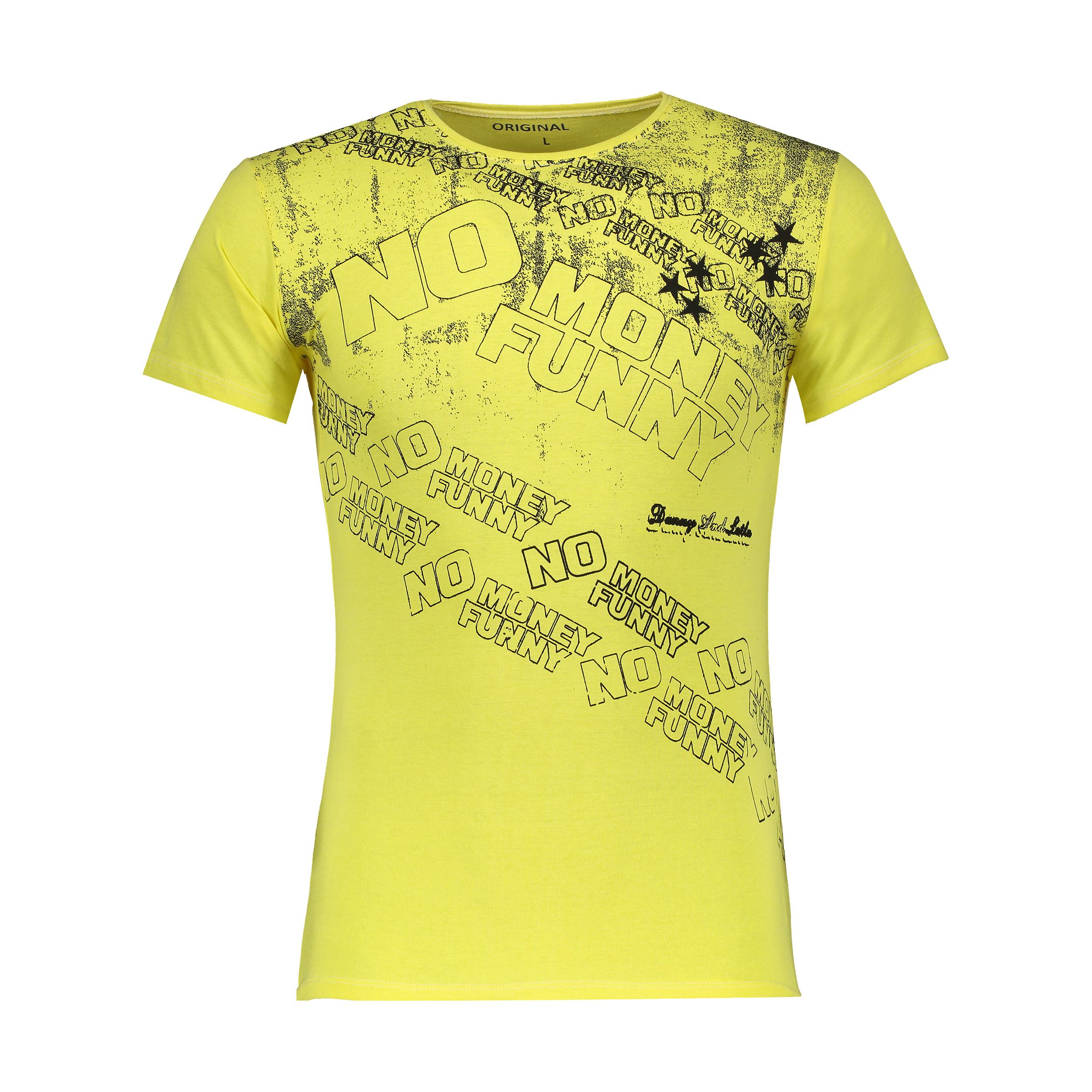 تی شرت مردانه اوریجینال مدل T.Baz.201