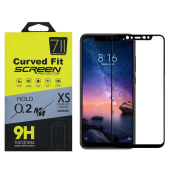 محافظ صفحه نمایش سون الون مدل Fls مناسب برای گوشی موبایل شیائومی Redmi Note 6 Pro