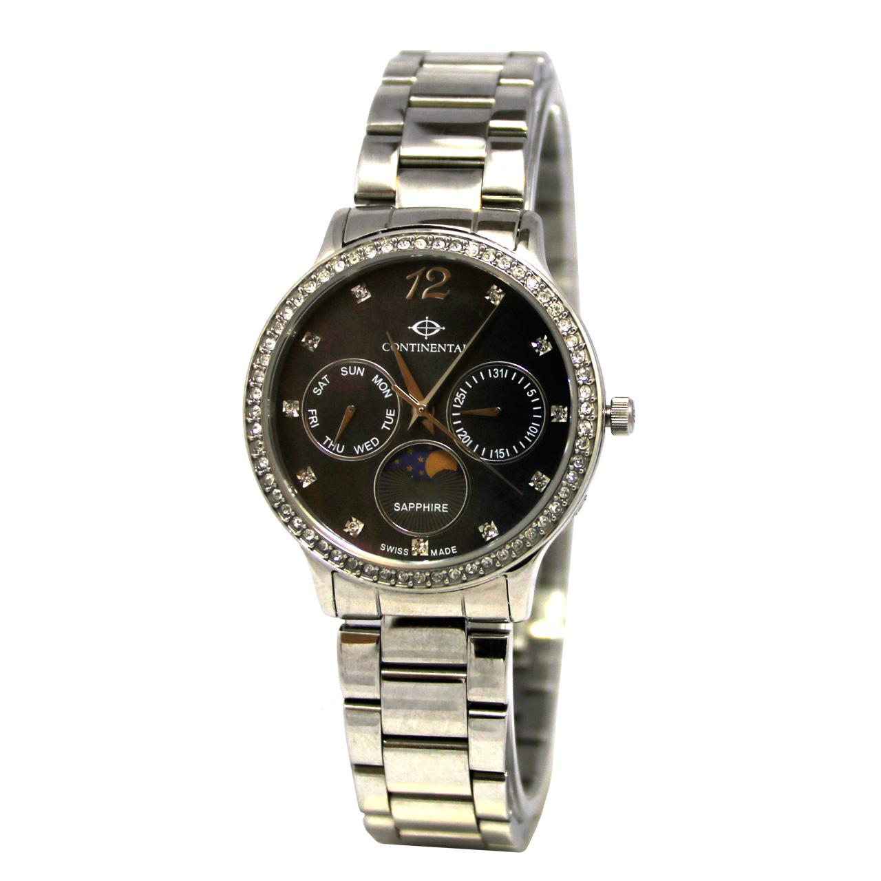 ساعت مچی عقربه ای زنانه کنتیننتال مدل 14602-204C 55