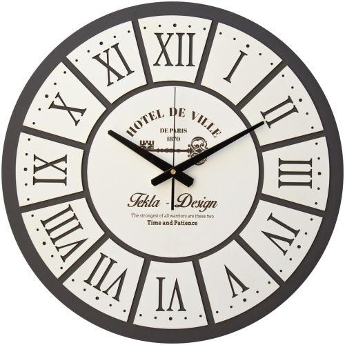 ساعت دیواری تکلا دیزاین مدل TT185